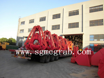 mechanical grab suppliers sgmc